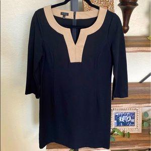 Talbots Black Dress Size 4